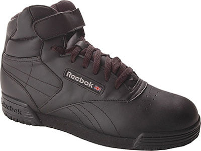 Reebok Ex-o-Fit Hi Clean Shoe