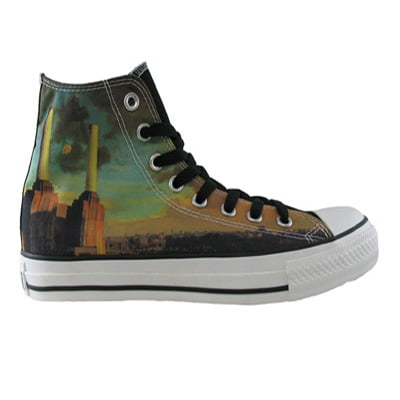 Pink Floyd All Star Hi – The Limited Edition Pink Floyd Hi Boots