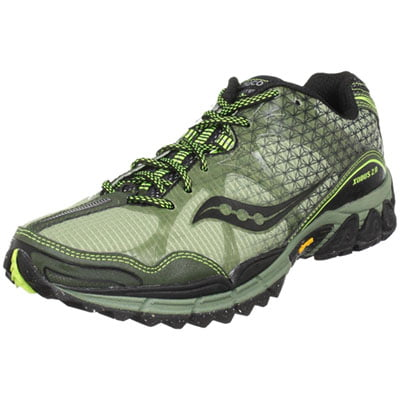 Saucony Men's Progrid Xodus 2.0 Trail Running Shoe