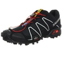 Salomon Mens Speedcross 3 Trail Running Shoe