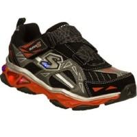 Skechers Kids 90450L Galvanized Sneaker