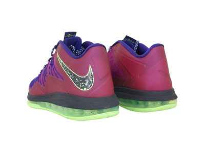 Nike Air Max Lebron X Low Basketball Shoes 1