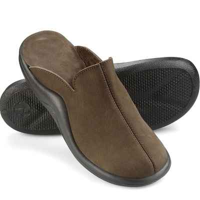 The Gentlemen's Walk On Air Indoor Outdoor Slippers
