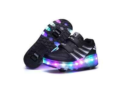 Roller Skate Shoes With Wheels