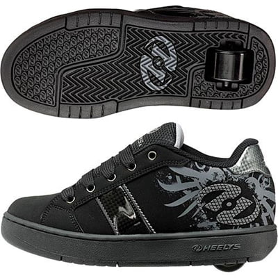 Heelys Crest Boys Roller Shoes