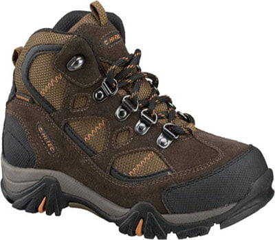 Hi-Tec Renegade Trail WP Jr - A Tough Shoes Ideal For Any Road Actions