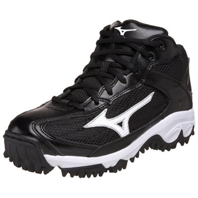 Mizuno 9-Spike Blast 2 Mid Baseball Cleat