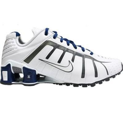 Nike Shox O Leven Basketball Shoes