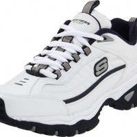 Skechers Mens Energy Afterburn Lace Up