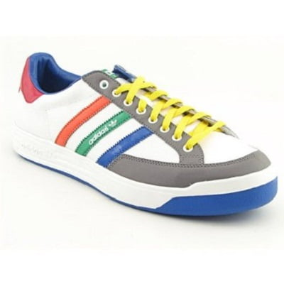 adidas nastase leather casual shoe  a tennis inspired shoes