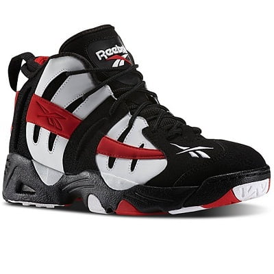 The Rail Boys Basketball Shoes by Reebok