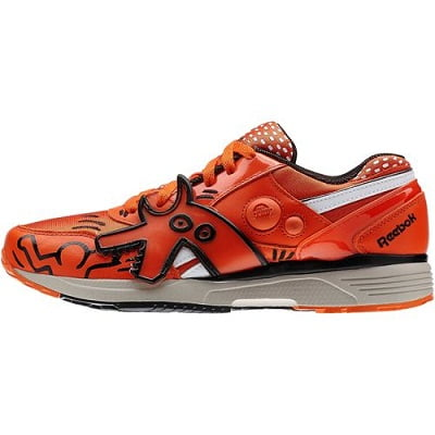 Pump Running Dual X Keith Haring Workout Shoes 1