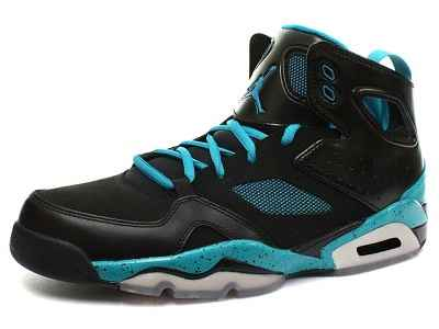 New Nike Air Jordan Flight Club 91 Black Mens Basketball Shoes