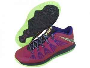 Nike Air Max Lebron X Low Basketball Shoes