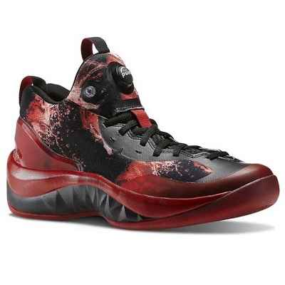 ZPump Rise Water Pack Mens Basketball Shoes