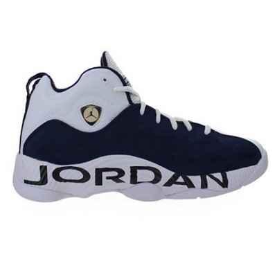 Nike Jordan Jumpman Team II Mens Basketball Shoes 1