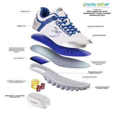 Men's G-Defy Gamma-Ray Athletic Shoes 1