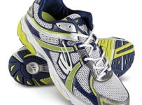 Spring-Loaded Running Shoes