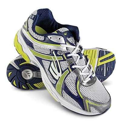 The Gentlemen's Spring-Loaded Running Shoes