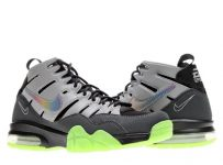 Nike Air Trainer Max 94 PRM QS Silver Mens Cross Training Shoes