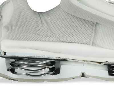 The Double Wide Width Spring Loaded Walking Shoes 1