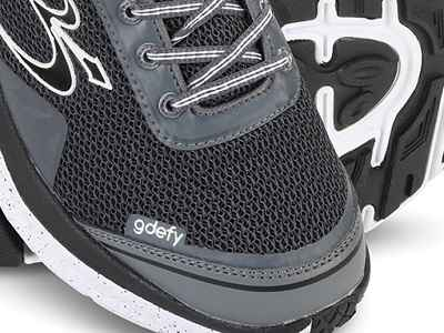 The Lady's shock Absorbing Walking Shoes 1