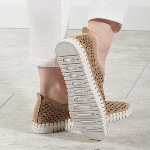 Breathable Flex Sole Slip Ons1