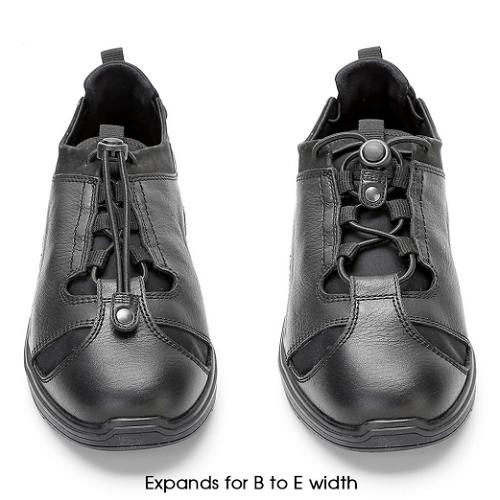 Expandable Width Comfort Shoe