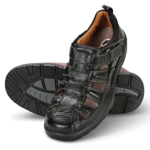 Gentleman's Neuropathy Sandals1