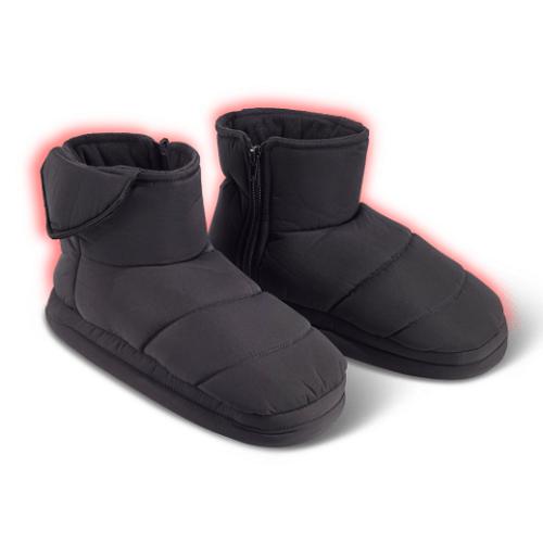 Indoor Outdoor Heated Slippers